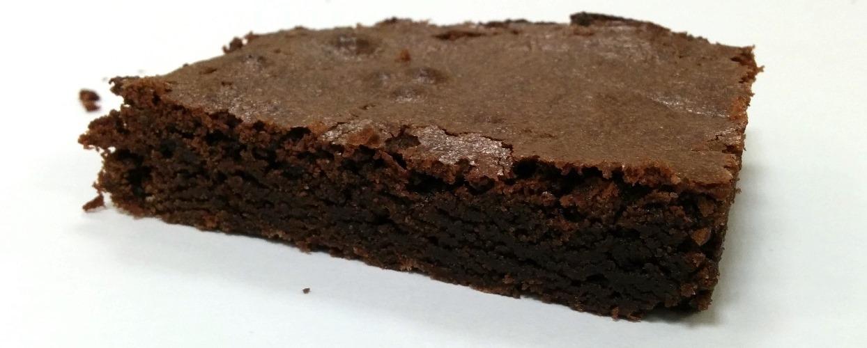 gâteau Brownie américain