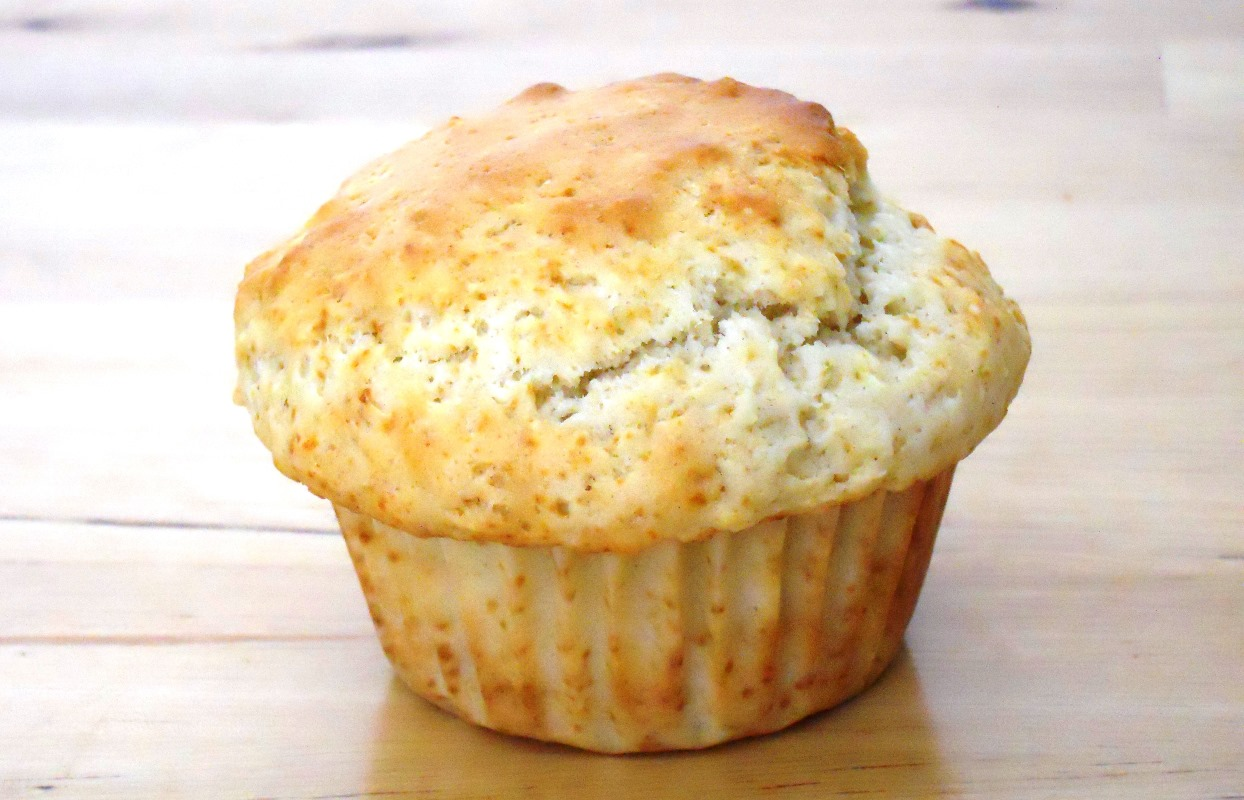 muffin américain nature