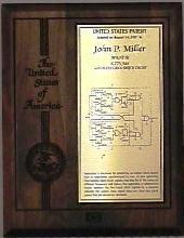 Image of U.S. patent américain 6275546